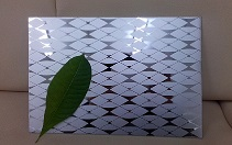 stainless steel decoration sheet